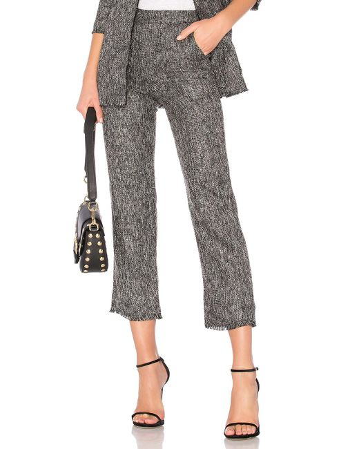 House of Harlow 1960 - X Revolve Finley Pant In Gray - Lyst