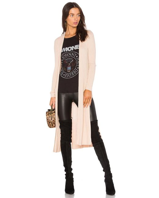 Lovers + Friends | Natural X Revolve Davenport Cardigan | Lyst