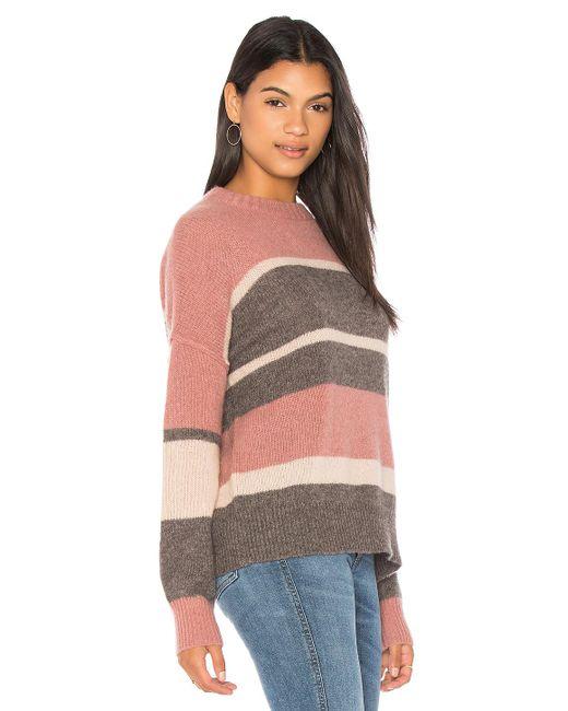 360cashmere | Multicolor 360 Sweater Abigail Stripe Sweater | Lyst