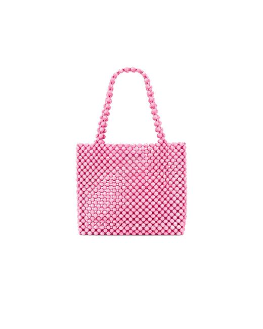 9fa208f441df3 Lovers + Friends - Pink Justin Beaded Bag - Lyst ...