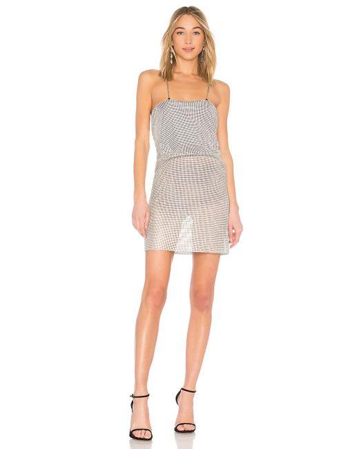 LPA - Gray Dress 654 - Lyst