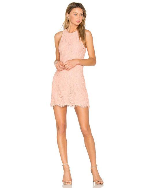 X By NBD - Pink Vera Dress - Lyst