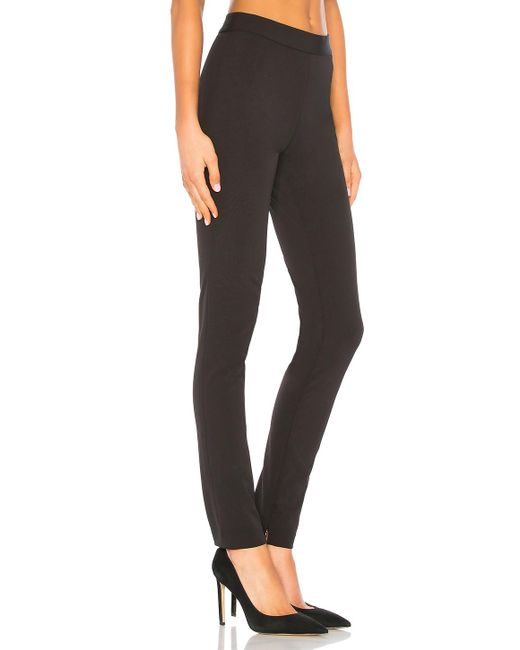 283f00ad38ca7d ... Theory - Black High Waisted Legging - Lyst ...