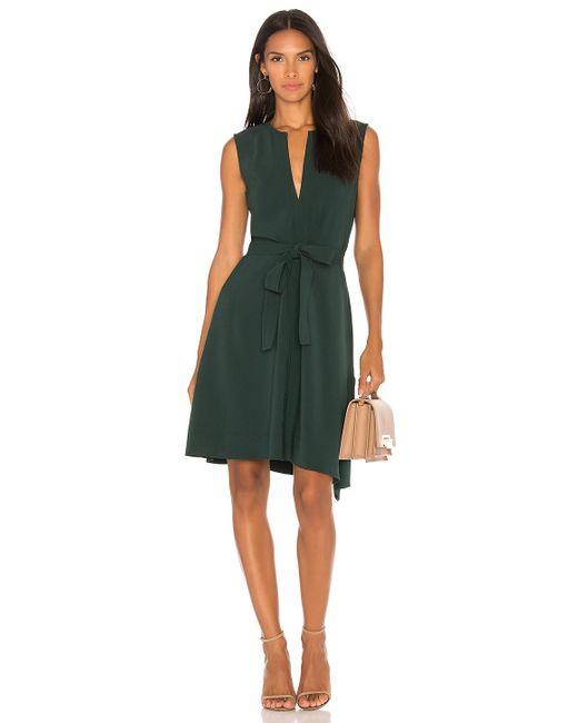 Theory | Green Desza Dress | Lyst