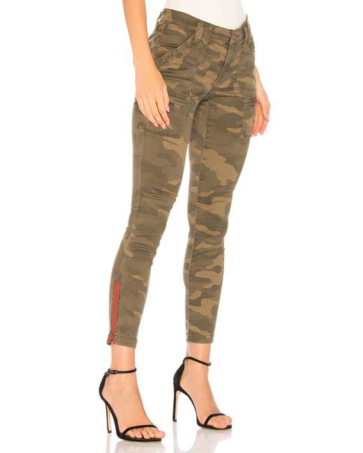 Joie - Multicolor Park Skinny Pant In Army - Lyst