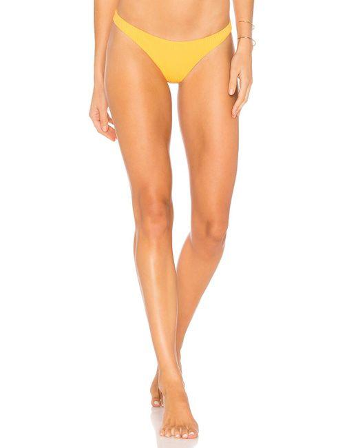 Vitamin A - Multicolor California High Leg Bottom - Lyst
