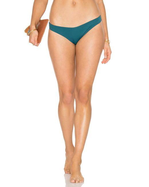 Eberjey | Multicolor So Solid Annia Bikini Bottom | Lyst
