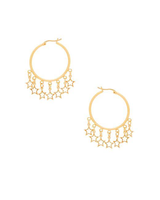 Frasier Sterling | Metallic Cabana Earrings | Lyst
