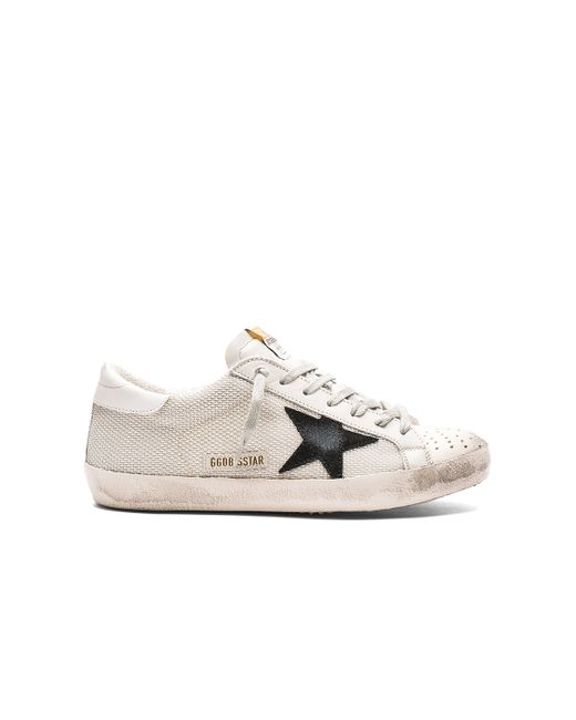 Golden Goose Deluxe Brand | Gray Superstar Sneakers | Lyst