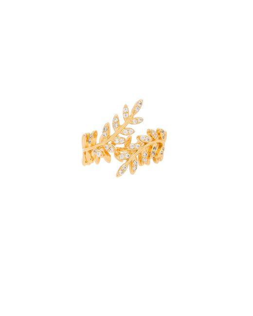 Gorjana | Metallic Olympia Shimmer Wrap Ring | Lyst