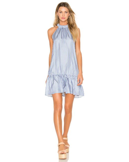 Paper London | Blue X Revolve Luna Dress | Lyst