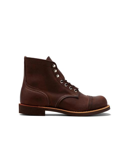 "Red Wing | Red Iron Ranger 6"" Iron Ranger for Men 