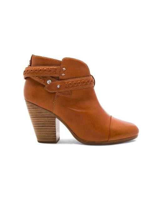 Rag & Bone | Brown Harrow Boot | Lyst