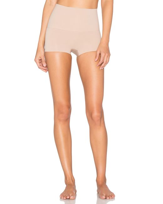 Spanx | Pink Power Short | Lyst