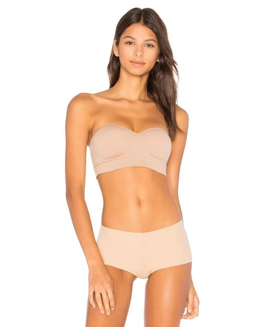 Yummie By Heather Thomson - Multicolor Peyton Strapless Convertible Bra In Tan - Lyst