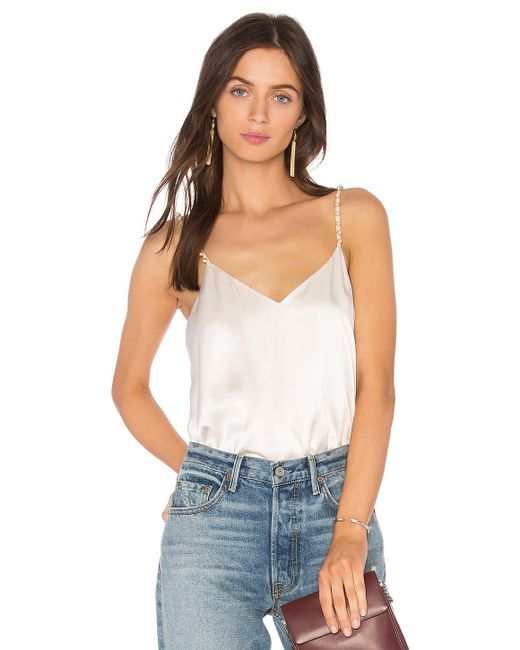 Cami NYC - White The Heidi Cami In Ivory - Lyst
