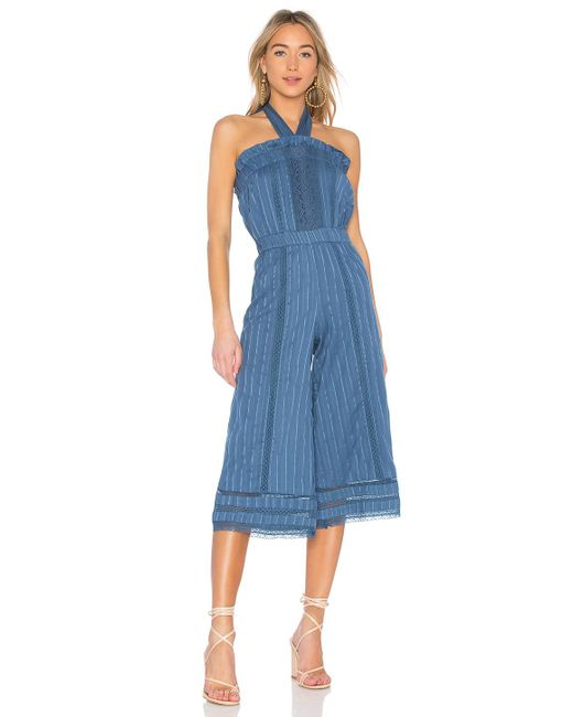 Tularosa - Suri Jumper In Blue - Lyst