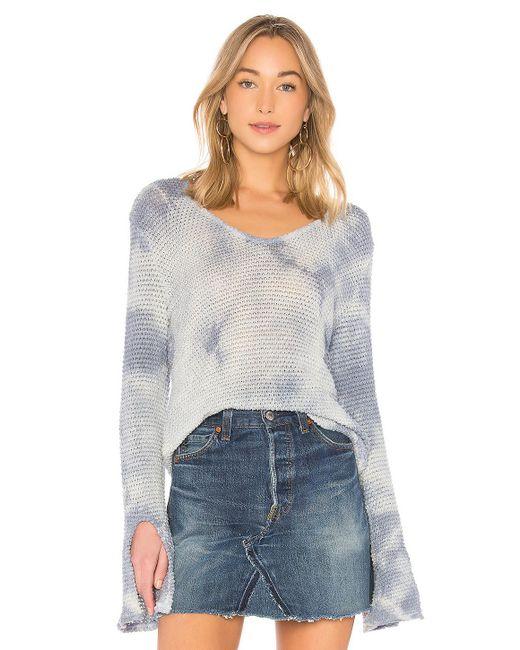 Lamade - Bali Sweater In Baby Blue - Lyst
