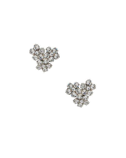 Jennifer Behr | Metallic Violet Stud Earrings | Lyst