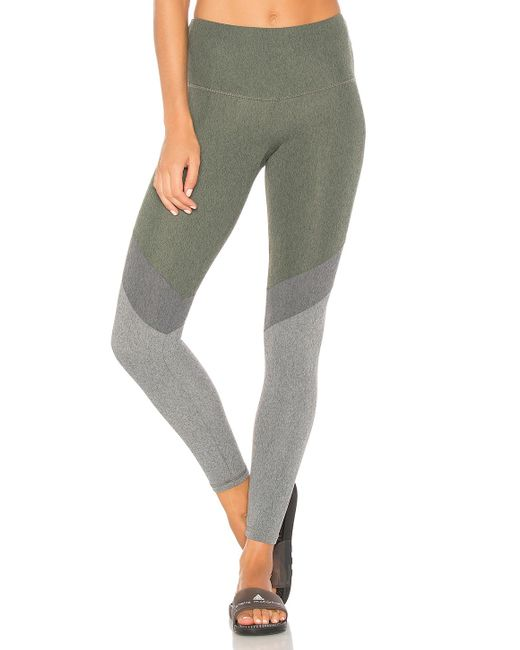 Strut-this - Green The Monroe Legging - Lyst
