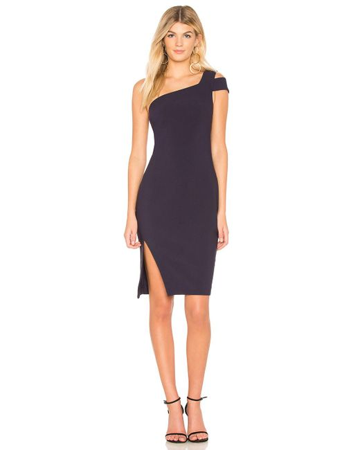 Likely - Blue Packard Dress In Navy - Lyst