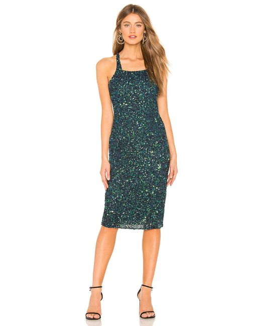 Parker Black - Green Sage Dress - Lyst