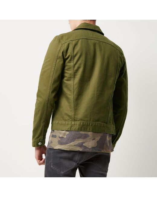 Get a Men's Green Jacket, a Women's Green Jacket, or a Juniors Green Jacket at Macy's. Macy's Presents: The Edit - A curated mix of fashion and inspiration Check It Out Free Shipping with $49 purchase + Free Store Pickup.