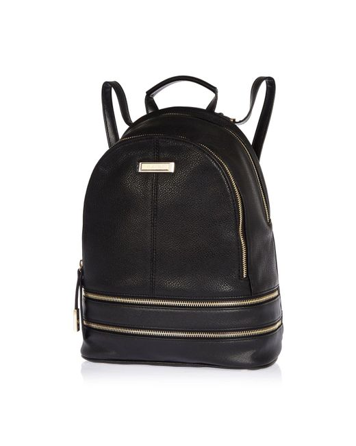Leather Look Backpack - Top Reviewed Backpacks