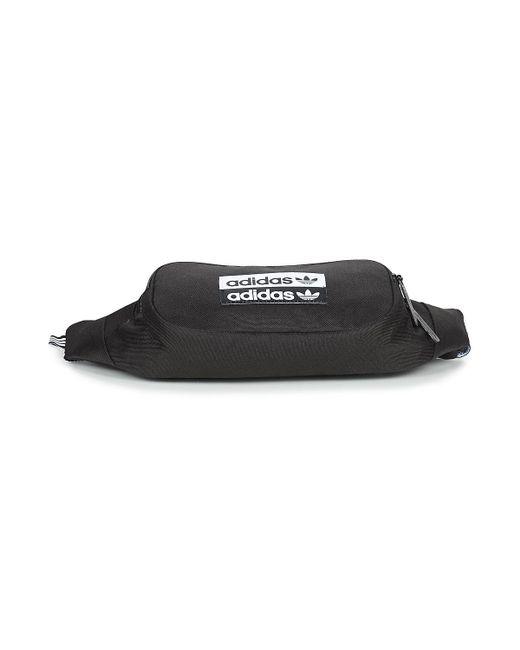 fb8efcfcb47 ... Adidas - Black Vocal Waistbag Hip Bag - Lyst ...
