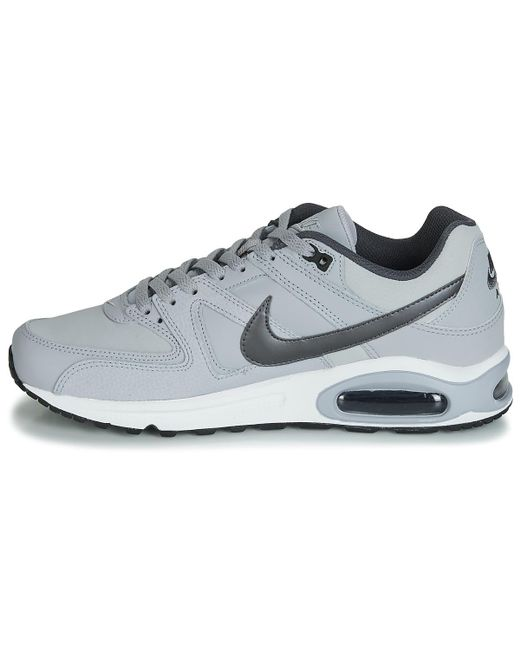 Gray Air Max Command Leather Men's Shoes (trainers) In Grey