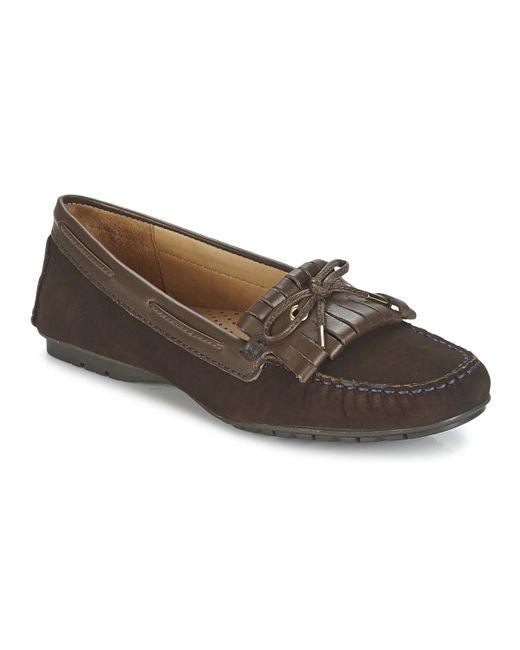 Sebago | Brown Meriden Kiltie Loafers / Casual Shoes | Lyst