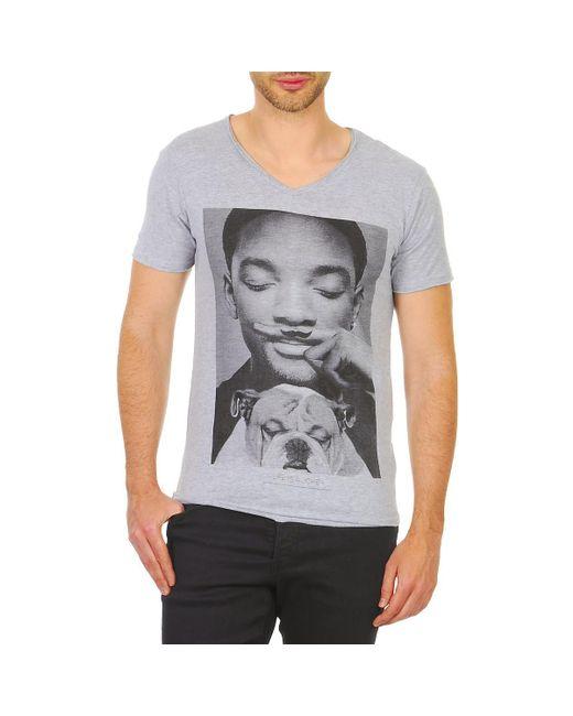 ELEVEN PARIS   Gray Woly M T Shirt for Men   Lyst