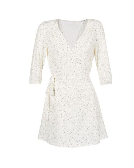 ONLY - White Nova Lace Dress - Lyst