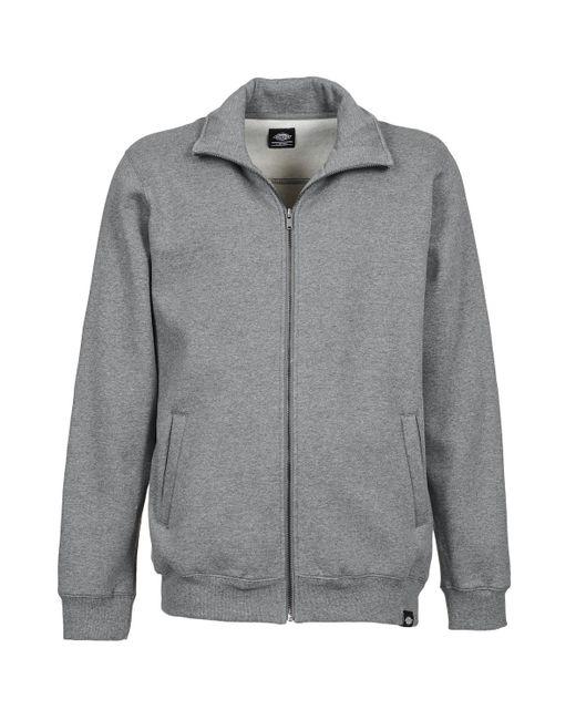 Dickies - Gray Mikana Men's Sweatshirt In Grey for Men - Lyst