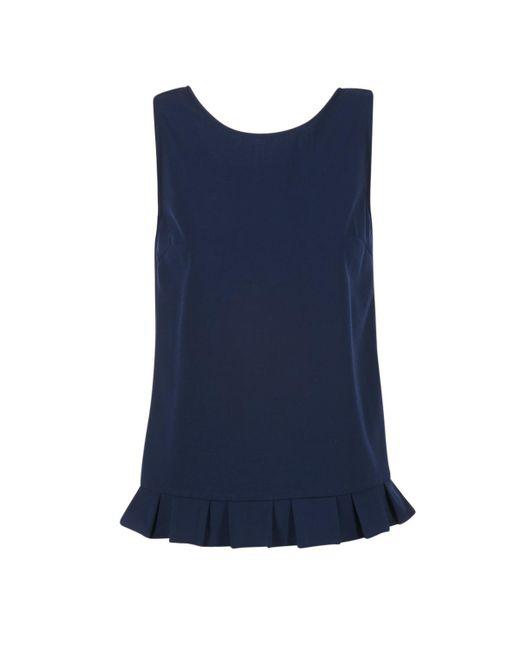 See U Soon - Blue 7112051 Blouse - Lyst