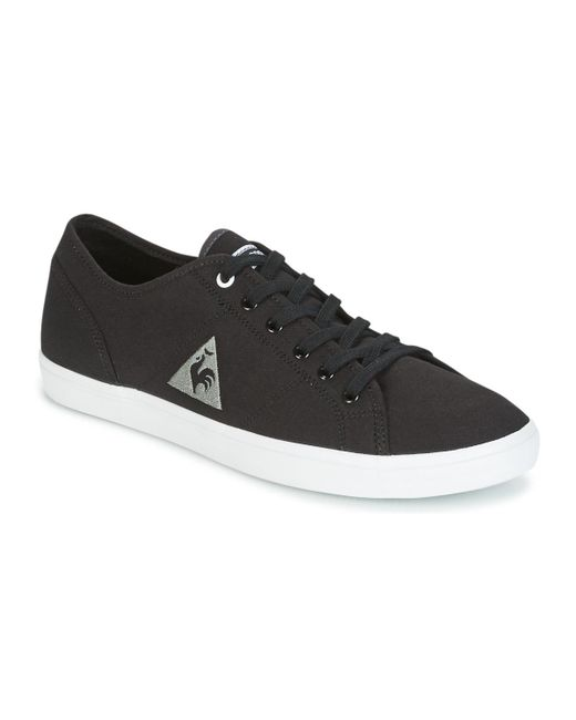 Le Coq Sportif - Black Bellevue Cvs Shoes (trainers) for Men - Lyst