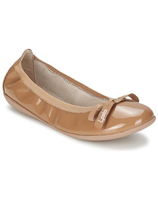 Les P'tites Bombes - Brown Ella Vernis Shoes (pumps / Ballerinas) - Lyst