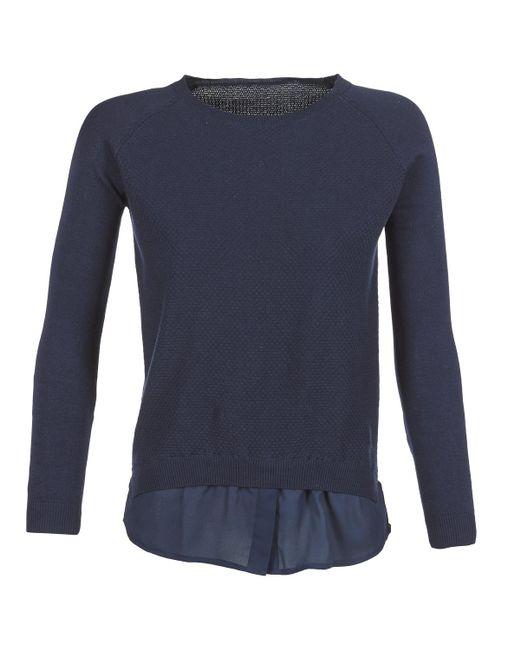 Betty London   Blue Foliune Sweater   Lyst