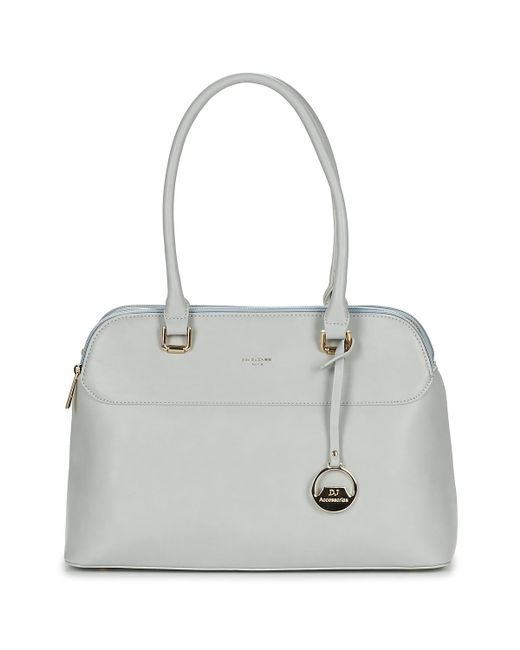 David Jones | Gray Mamourka Shoulder Bag | Lyst