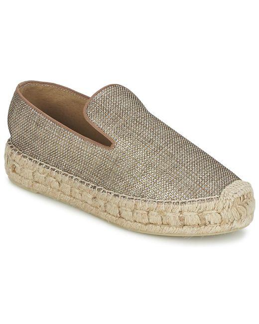 Ash - Metallic Xem Slip-ons (shoes) - Lyst