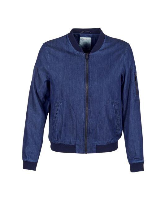 Esprit - Blue Gaviola Jacket - Lyst