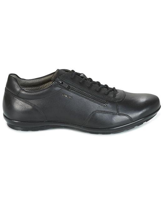 get cheap 89c4f 953f6 geox-Black-Uomo-Symbol-Shoes-trainers.jpeg