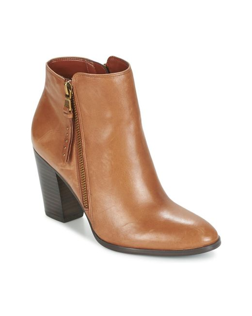 Ralph Lauren | Brown Fahari Low Boots | Lyst