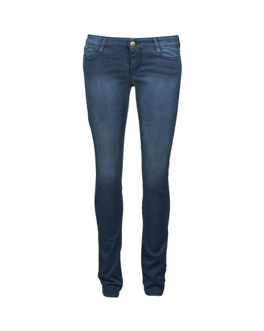 Acquaverde | Blue Alice Skinny Jeans | Lyst