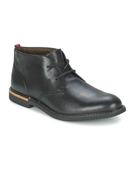 Timberland | Black Brook Park Chukka Mid Boots for Men | Lyst