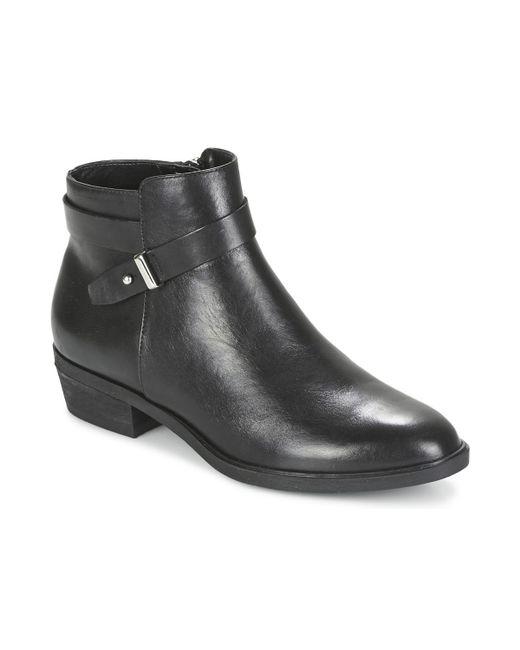 Ralph Lauren - Black Shanae Mid Boots - Lyst