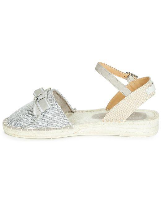 Sanaz Gray Espadrilles Sandal Lyst Shoes In Casual Esprit 6fm7IYbgyv