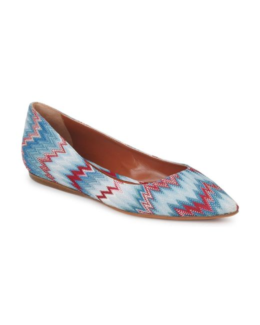 Missoni VM030 women's Shoes (Pumps / Ballerinas) in Cheap Sale New Extremely Discount Manchester m6Tz3