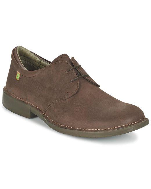 El Naturalista - Brown Yugen Casual Shoes for Men - Lyst