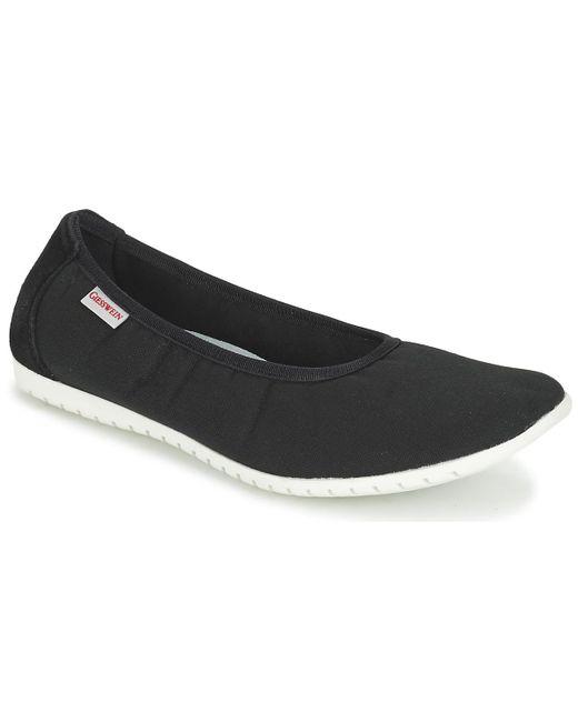 Giesswein - Black Drees Flip Flops - Lyst